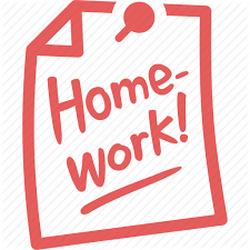 Click for Weekly Homework Classwork Overview