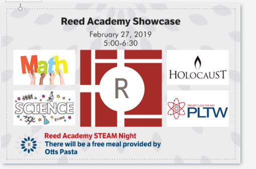 Showcase STEAM Night