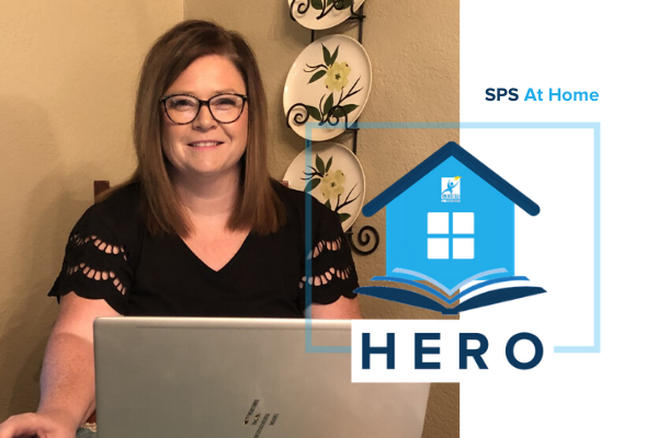 SPS At Home Hero: Tracy Greiner, school counselor
