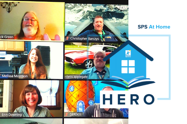 SPS At Home Heroes: IT Support Technicians