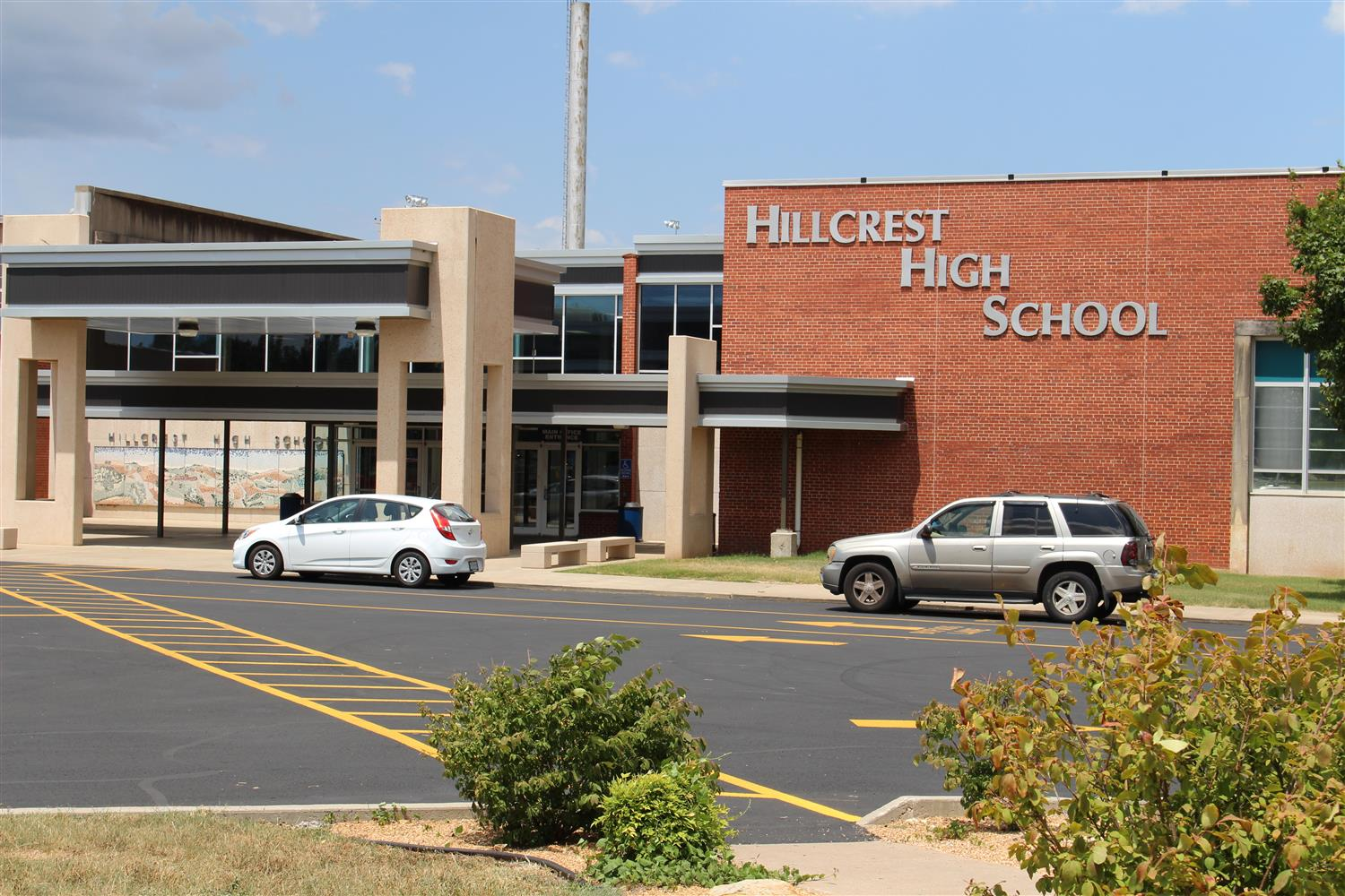 Hillcrest High / Homepage