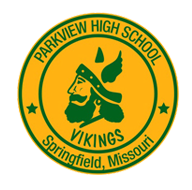 Parkview Logo - Home of the Parkview Vikings