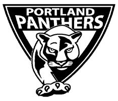 Portland Panthers - School Mascot